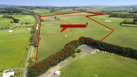 Rural / Farming commercial property for sale at 60 Pennyroyal Valley Road Deans Marsh VIC 3235