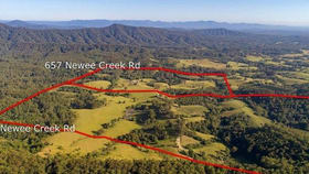 Rural / Farming commercial property for sale at 532 & 657 Newee Crk Rd Macksville NSW 2447
