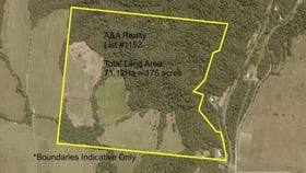 Rural / Farming commercial property for sale at Warrubullen QLD 4871