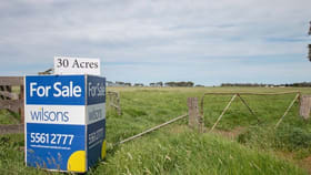 Rural / Farming commercial property for sale at Parkinsons Lane Mailors Flat VIC 3275