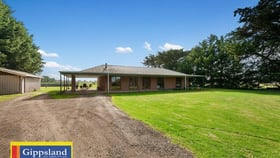 Rural / Farming commercial property for sale at 92 Myrtlebank Road Sale VIC 3850