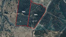 Rural / Farming commercial property for sale at Lot 117 Mercer Springate Road East Nanango QLD 4615
