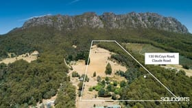Rural / Farming commercial property for sale at 130 McCoys Road Claude Road TAS 7306