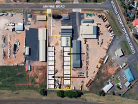 Industrial / Warehouse commercial property for lease at 3-20/2 Jannali Road Dubbo NSW 2830