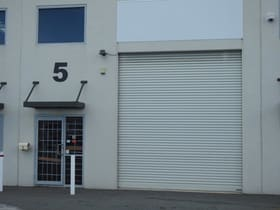 Factory, Warehouse & Industrial commercial property sold at Unit 5/103 GARLING STREET O'connor WA 6163