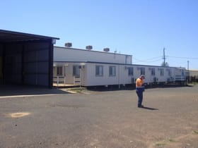 Industrial / Warehouse commercial property for lease at 53-55 Spencer Street Roma QLD 4455