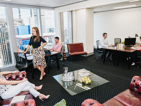 Serviced Offices commercial property for lease at Level 29/2 Chifley Square Sydney NSW 2000