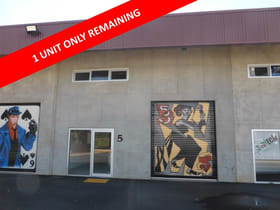 Industrial / Warehouse commercial property for lease at 5/33 Hawthorn Street Dubbo NSW 2830