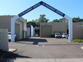 Industrial / Warehouse commercial property for lease at 6/11-15 Runway Drive Marcoola QLD 4564