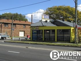 Factory, Warehouse & Industrial commercial property for lease at 242 WOODVILLE ROAD Merrylands NSW 2160