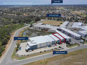 Offices commercial property for lease at 4/19 Tamara Drive Cockburn Central WA 6164