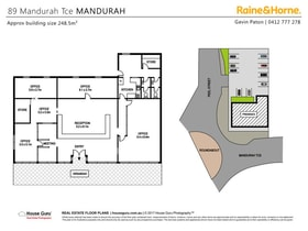 Offices commercial property for lease at 89 Mandurah Terrace Mandurah WA 6210