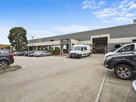 Industrial / Warehouse commercial property leased at Unit 2/112-120 Browns Road Noble Park VIC 3174