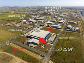 Industrial / Warehouse commercial property for sale at Lot 59 Dozer & Executive Drive, Industroplex Paget QLD 4740