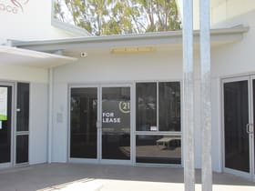 Offices commercial property for lease at 5/10 Liuzzi Street Pialba QLD 4655