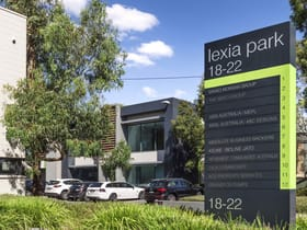 Offices commercial property for lease at Unit 6 18-22 Lexia Place Mulgrave VIC 3170