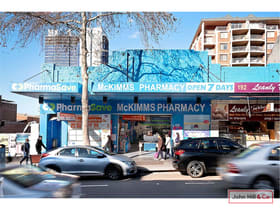 Showrooms / Bulky Goods commercial property for lease at 188-190 Burwood Road Burwood NSW 2134