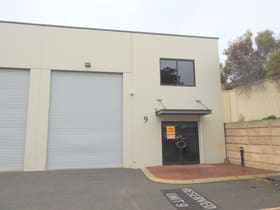 Industrial / Warehouse commercial property for lease at 9/31 Stockdale Road O'connor WA 6163