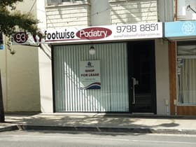 Retail commercial property for lease at 93 Edwin Street North Croydon NSW 2132