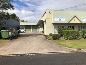 Factory, Warehouse & Industrial commercial property for lease at 2/21 Donaldson Street Manunda QLD 4870