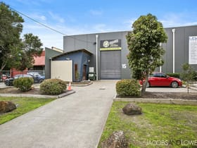 Factory, Warehouse & Industrial commercial property for lease at 15 Virginia Street Mornington VIC 3931
