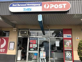 Retail commercial property for lease at 16 Burwood Highway Burwood East VIC 3151