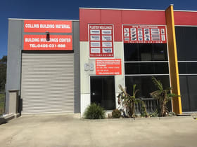 Factory, Warehouse & Industrial commercial property leased at 68 Abbotts Road Dandenong South VIC 3175
