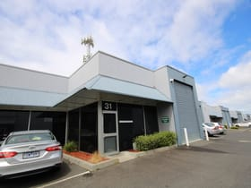 Industrial / Warehouse commercial property for lease at 31/23-25 Bunney Road Oakleigh South VIC 3167