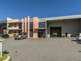 Industrial / Warehouse commercial property for lease at 74 Mordaunt Circuit Canning Vale WA 6155