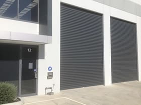 Industrial / Warehouse commercial property for lease at 12/21 Yazaki Way Carrum Downs VIC 3201