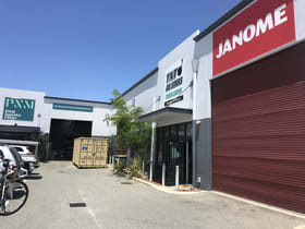 Factory, Warehouse & Industrial commercial property for lease at Unit 2/91 McCoy Street Booragoon WA 6154