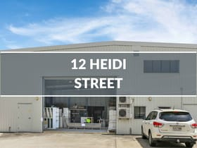 Factory, Warehouse & Industrial commercial property for lease at 12 Heidi Street Paget QLD 4740