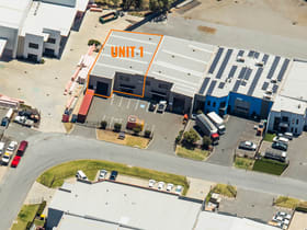 Industrial / Warehouse commercial property for sale at Unit 1, 31 Tacoma Circuit Canning Vale WA 6155