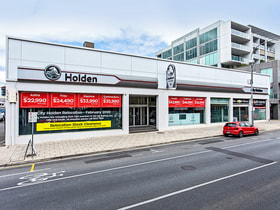 Showrooms / Bulky Goods commercial property for lease at 215 Grenfell Street Adelaide SA 5000