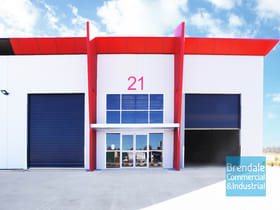 Factory, Warehouse & Industrial commercial property for lease at Unit 21/79 Paisley Dr Lawnton QLD 4501