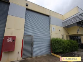 Factory, Warehouse & Industrial commercial property for lease at 6/780 Boundary Road Coopers Plains QLD 4108