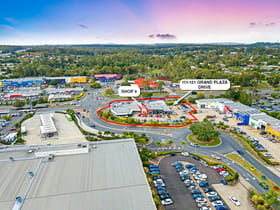 Retail commercial property for lease at 4/111-121 Grand Plaza Drive Browns Plains QLD 4118
