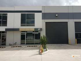Industrial / Warehouse commercial property for lease at 17/43 Scanlon Drive Epping VIC 3076