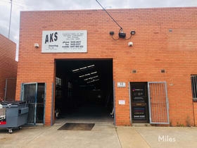 Industrial / Warehouse commercial property for lease at 1/12 Vernon Avenue Heidelberg West VIC 3081