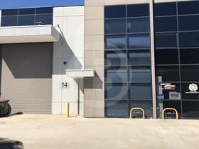 Factory, Warehouse & Industrial commercial property for lease at 14/24 GARLING ROAD Kings Park NSW 2148