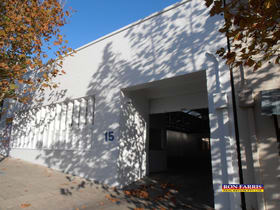 Factory, Warehouse & Industrial commercial property for lease at 15 Gordon Street West Perth WA 6005