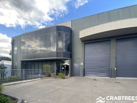 Factory, Warehouse & Industrial commercial property for lease at 6 Park Road Oakleigh VIC 3166