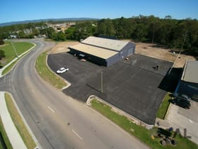 Factory, Warehouse & Industrial commercial property for lease at Shed/11 Henzell Road Caboolture QLD 4510