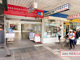 Shop & Retail commercial property for lease at Retail & Office Space/181 Burwood Road Burwood NSW 2134