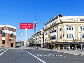 Hotel, Motel, Pub & Leisure commercial property for lease at Shop 1/259 Crown  Street Surry Hills NSW 2010