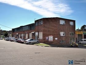Factory, Warehouse & Industrial commercial property for lease at 2/1 Leonard Street Hornsby NSW 2077