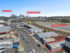 Factory, Warehouse & Industrial commercial property for lease at 188 Abbotsford Rd Bowen Hills QLD 4006