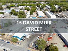 Factory, Warehouse & Industrial commercial property for sale at 15 David Muir Street Mackay QLD 4740