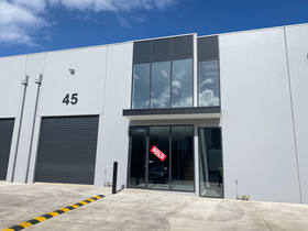 Showrooms / Bulky Goods commercial property for sale at Lot 22/40-42 McArthurs Road Altona North VIC 3025