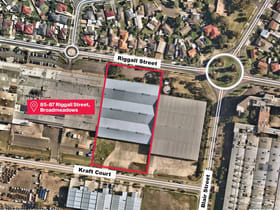 Factory, Warehouse & Industrial commercial property for lease at 85-87 Riggall Street Broadmeadows VIC 3047